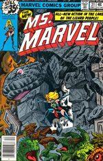 Ms. Marvel # 21