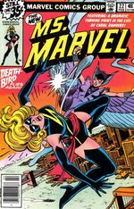 Ms. Marvel # 22