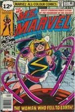 Ms. Marvel # 23
