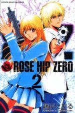 Rose Hip Zero 2 Manga