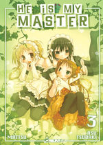 He is My Master 3 Manga