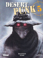 Desert Punk 5 Manga