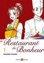 Le Restaurant du Bonheur 1 Manga