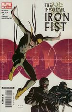 The Immortal Iron Fist # 5
