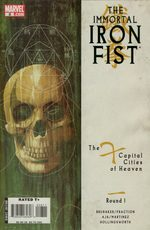The Immortal Iron Fist # 8