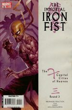 The Immortal Iron Fist # 10