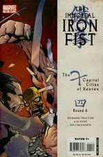 The Immortal Iron Fist # 11