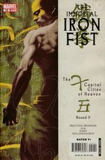 The Immortal Iron Fist # 12