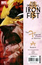 The Immortal Iron Fist # 13