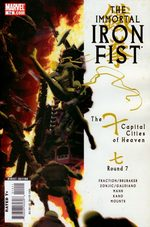 The Immortal Iron Fist # 14