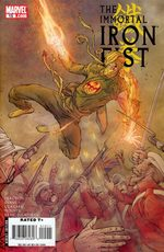 The Immortal Iron Fist # 15