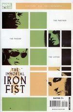 The Immortal Iron Fist # 16
