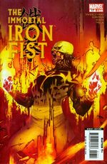 The Immortal Iron Fist # 17