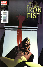 The Immortal Iron Fist # 18