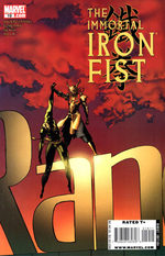 The Immortal Iron Fist # 19