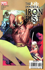 The Immortal Iron Fist # 20