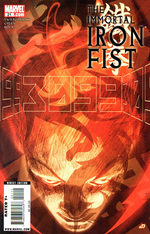 The Immortal Iron Fist # 21