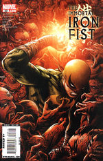 The Immortal Iron Fist # 23