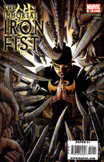 The Immortal Iron Fist # 24