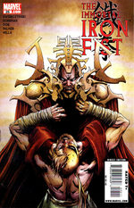 The Immortal Iron Fist # 25