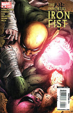 The Immortal Iron Fist # 26