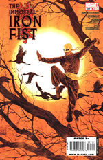 The Immortal Iron Fist # 27