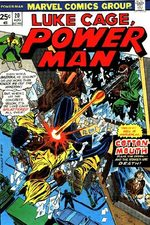 Power Man # 20