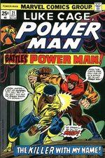 Power Man # 21