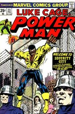 Power Man # 23