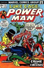 Power Man # 25