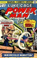 Power Man # 28