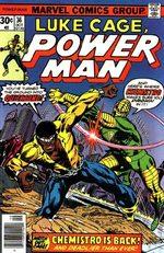 Power Man # 36