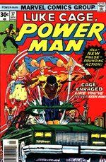 Power Man # 37