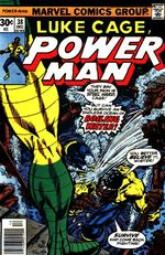 Power Man # 38