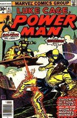 Power Man # 41