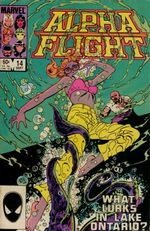 Alpha Flight 14