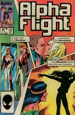 Alpha Flight 18