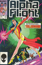 Alpha Flight 19