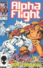 Alpha Flight 23