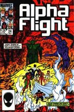 Alpha Flight 24