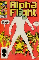 Alpha Flight 25