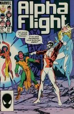 Alpha Flight 27