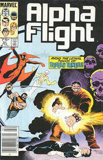 Alpha Flight 31