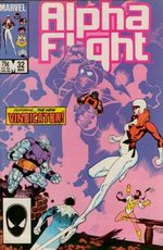 Alpha Flight 32