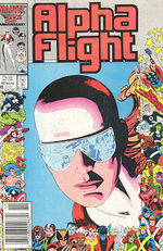 Alpha Flight 40