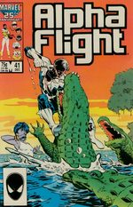 Alpha Flight 41