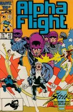Alpha Flight 43