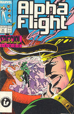 Alpha Flight 50