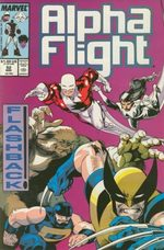 Alpha Flight 52