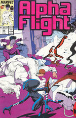 Alpha Flight 54